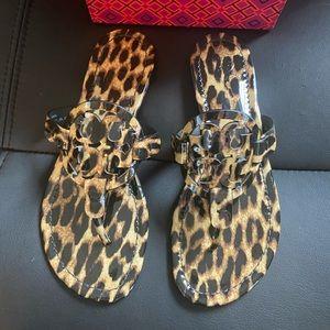 Never worn Tory Burch Miller Sandals  SIZE 6
